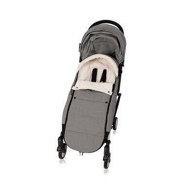 BabyZen YOYO+ Stroller Footmuff Grey (Stroller and Frame Sold Separately)