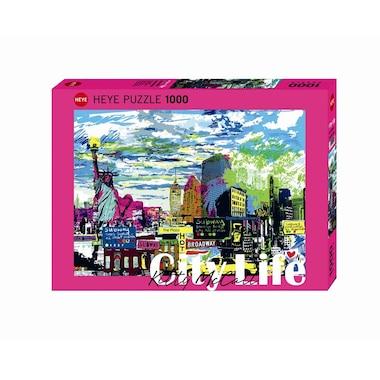 I Love New York Puzzle - 1000 Piece
