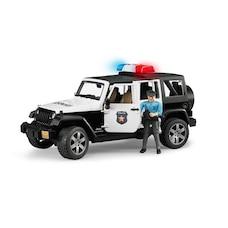 Jeep Bruder avec Policier