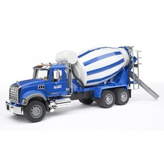 Bruder - Mack Granite Cement Mixer Truck
