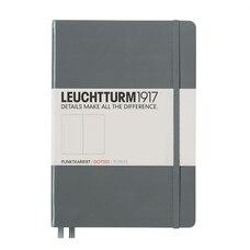Leuchtturm1917 Medium (A5) Bullet Journal Notebook - Anthracite