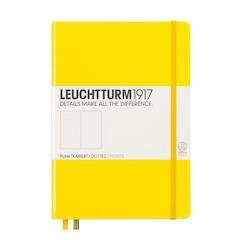 Leuchtturm1917 Medium (A5) Bullet Journal Notebook - Lemon