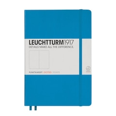 Leuchtturm1917 Medium (A5) Bullet Journal  - Azure