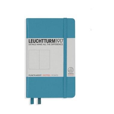Leuchtturm1917 Pocket A6 Bullet Journal Notebook - Nordic Blue