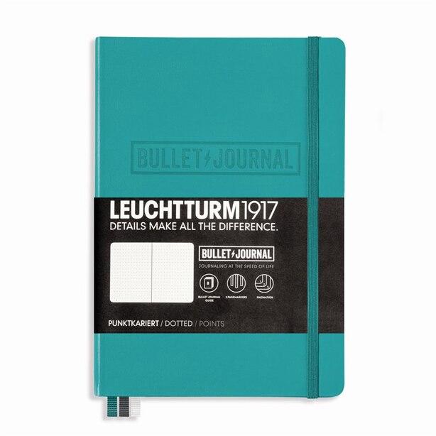 Leuchtturm1917 The Official Bullet Journal Emerald Medium