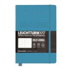 Leuchtturm1917 Bullet Journal Medium Dotted Nordic Blue