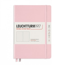 Leuchtturm1917 Medium (A5) Dotted Hardcover Journal Powder