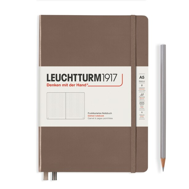 LEUCHTTURM1917 DOTTED MEDIUM WARM EARTH
