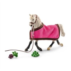 Schleich - ARAB MARE WITH BLANKET