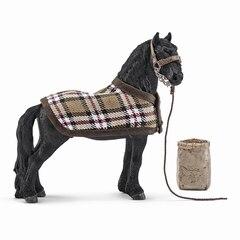 Schleich - HORSE CARE SET FRISIAN