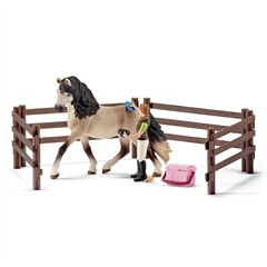 Schleich - HORSE CARE SET ANDALUSIAN