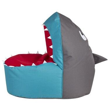 Gouchee Design Bean Bag Chair Brava Shark