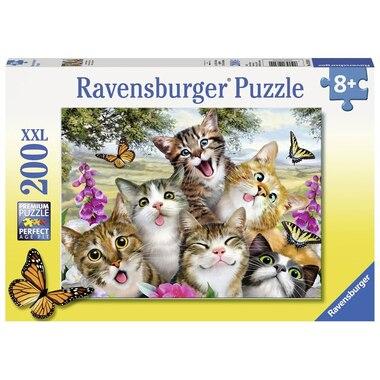 Friendly Felines (200 pc Puzzle)