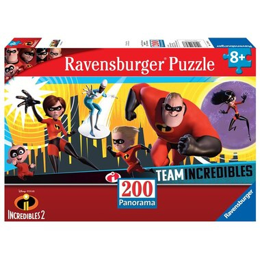 Ravensburger Puzzle Incredibles 2 200 Pieces