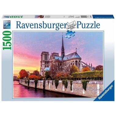 Notre Dame 1500-Piece Puzzle