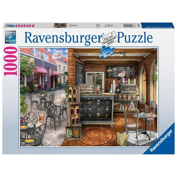 Ravensburger Quaint Cafe 1000p