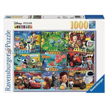 Disney-Pixar Movies (1000 pc Puzzle)