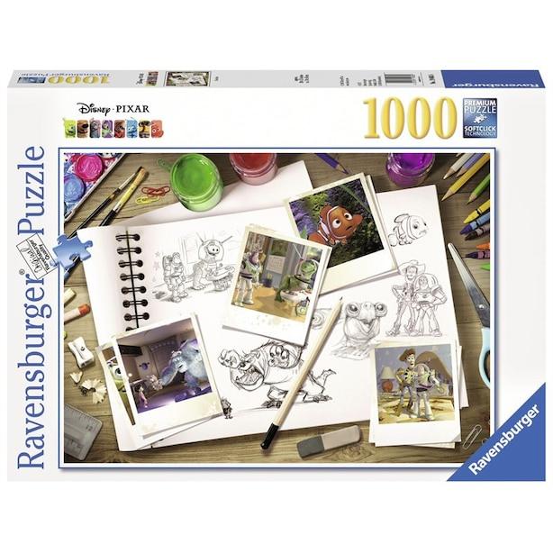 Sketches (1000 pc Puzzle)