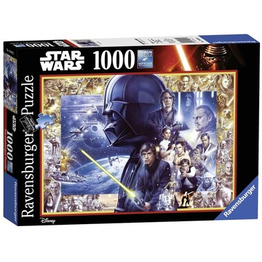 Star Wars (1000 pc Puzzle)