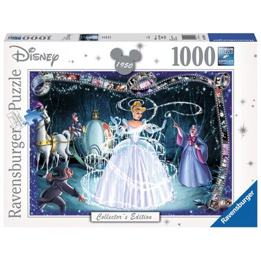 Disney 1000pcs Puzzle - Cinderella