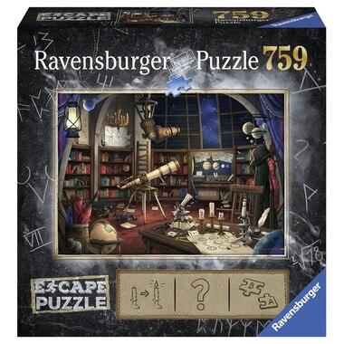 Ravensburger Escape Puzzle Space Observatory 759 Pieces