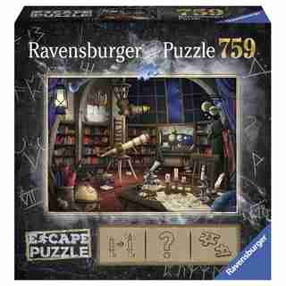 Ravensburger Space Observatory 759 Piece Escape Puzzle