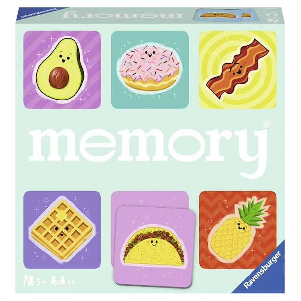 Ravensburer Memory Foodie Favorites