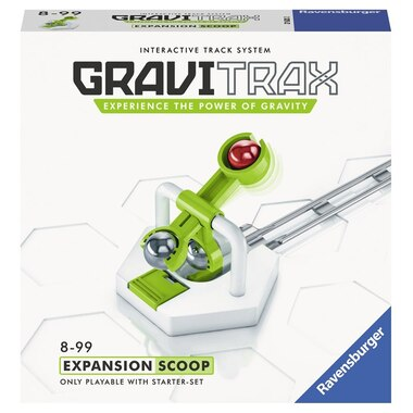 Gravitrax Scoop Marble Run Expansion
