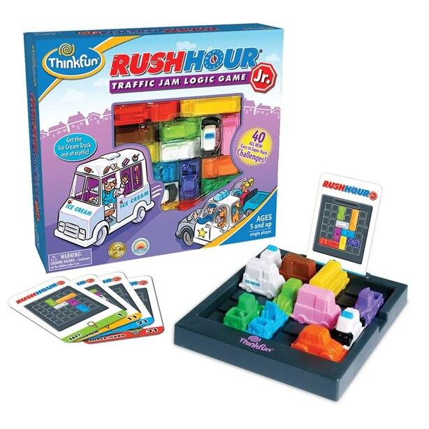 ThinkFun® Rush Hour Junior Logic Game