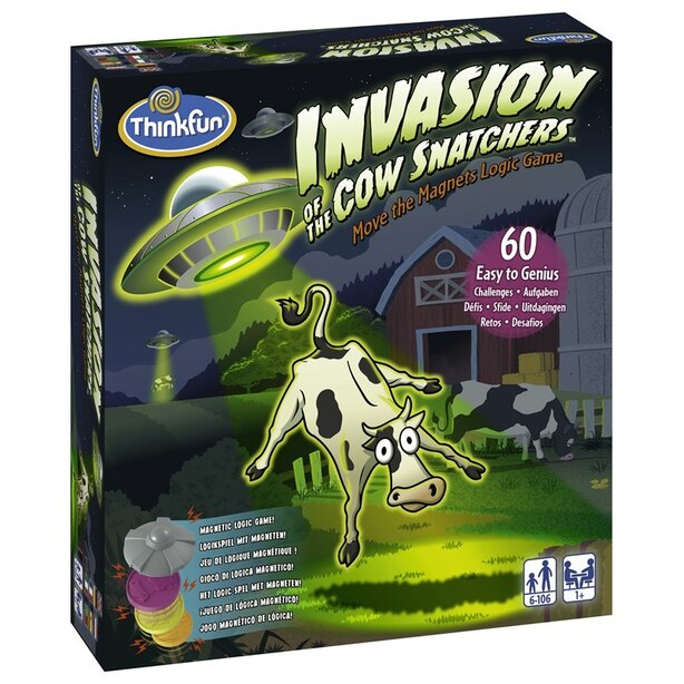 Cow Snatcher Game