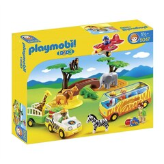 Playmobil 1.2.3 -  Large African Safari