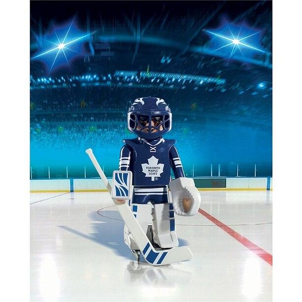 Playmobil NHL Maple Leafs Goalie
