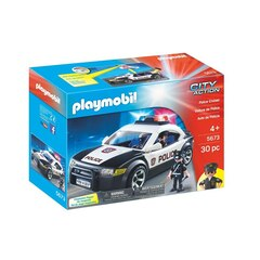 Playmobil City Action - Police Car