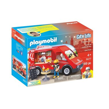 7672e373d Playmobil Food truck by Playmobil