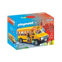 Playmobil City Life - School Bus