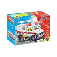 Playmobil City Action - Rescue Ambulance