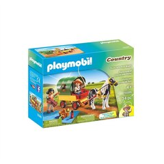 Playmobil Country - Picnic with Pony Wagon
