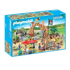 Playmobil City Life Zoo - large City Zoo