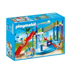 Playmobil - Summer Fun - Water Park - Water Park Play Area