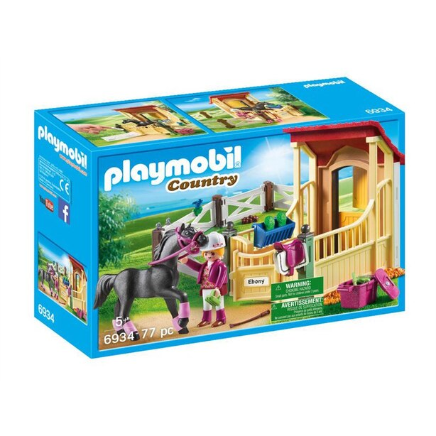 Playmobil® Playset Horse and Trainer Figure