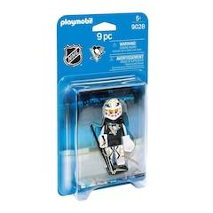 Playmobil NHL Hockey - NHL Pittsburgh Penguins Goalie