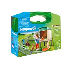 Playmobil Country - Bunny Barn Carry Case