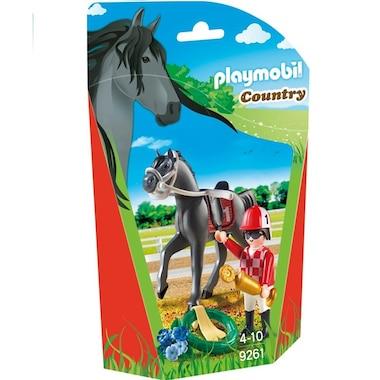 Playmobil Jockey