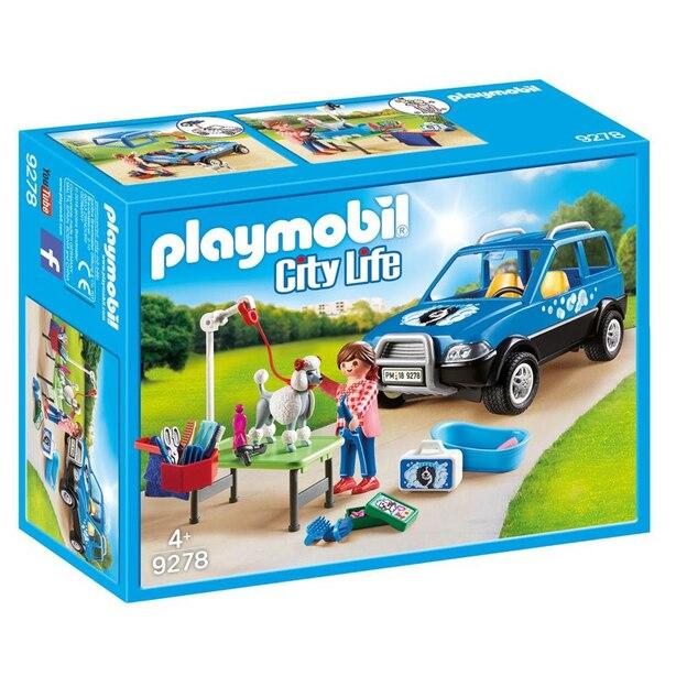 Playmobil® Mobile Pet Groomer