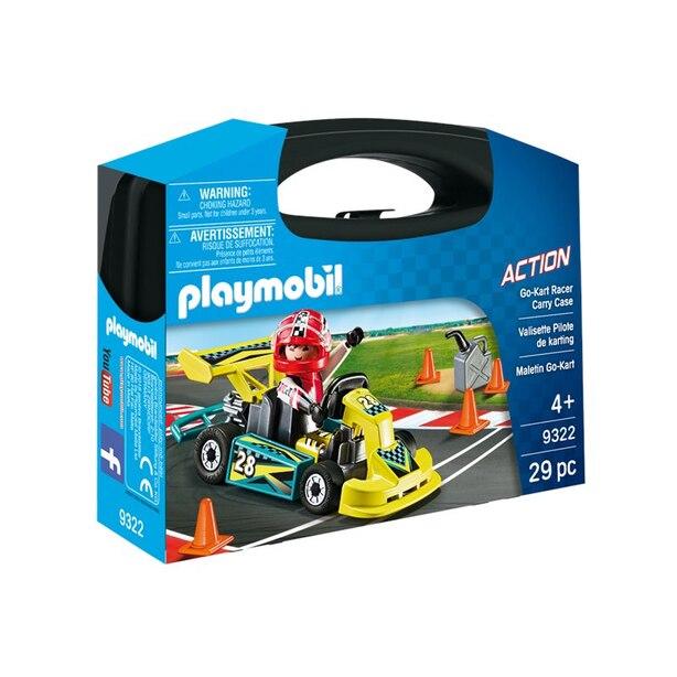 Playmobil Go Kart Carry Case Small