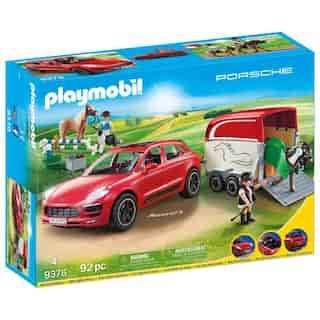 Playmobil® Porsche Macan with Trailer