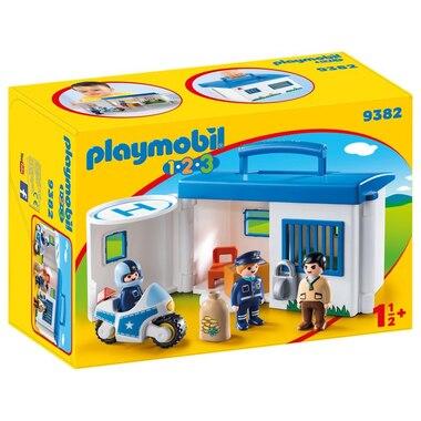 Playmobil® TAL Police Station 1.2.3