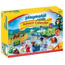 "Playmobil® 1.2.3 Advent Calendar ""Christmas in the Forest"""