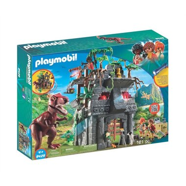 Playmobil The Explorers Hidden Temple with T-Rex