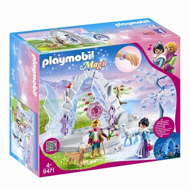 Playmobil® Crystal Gate to the Winter World